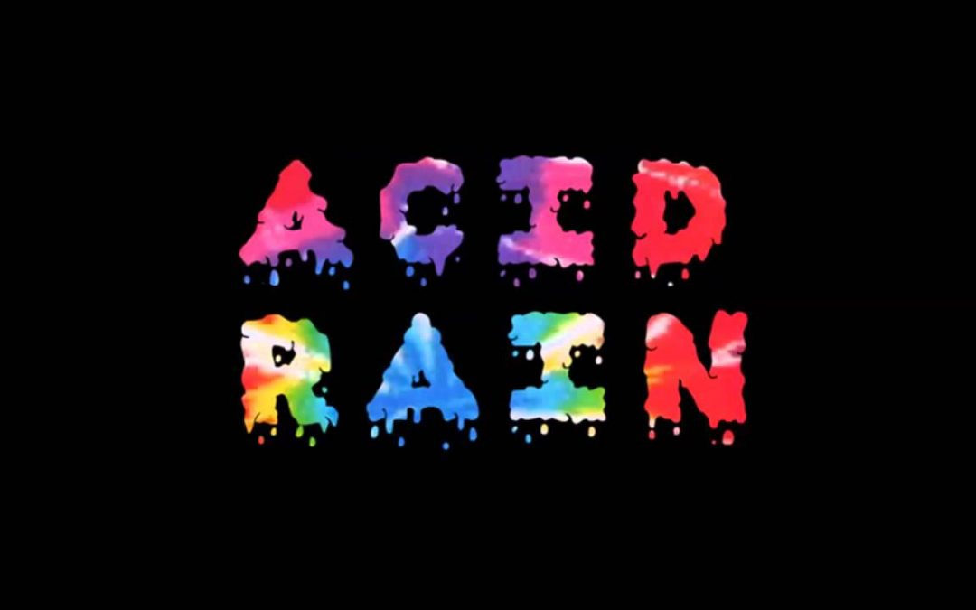 My UFO Acid Rain Experience